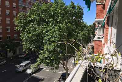 Spacious apartment in a prestigious area of Barcelona